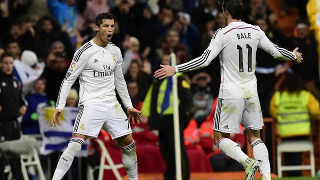 3 Gol Terbaik Cristiano Ronaldo