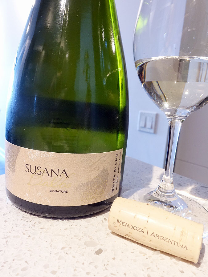 Susana Balbo Signature White Blend 2018 (90+ pts)
