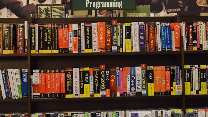 Tổng hợp một số sách lập trình phổ biến