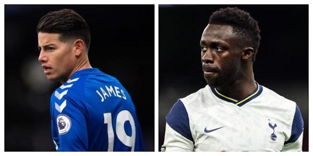 Everton vs  Tottenham como ver el partido