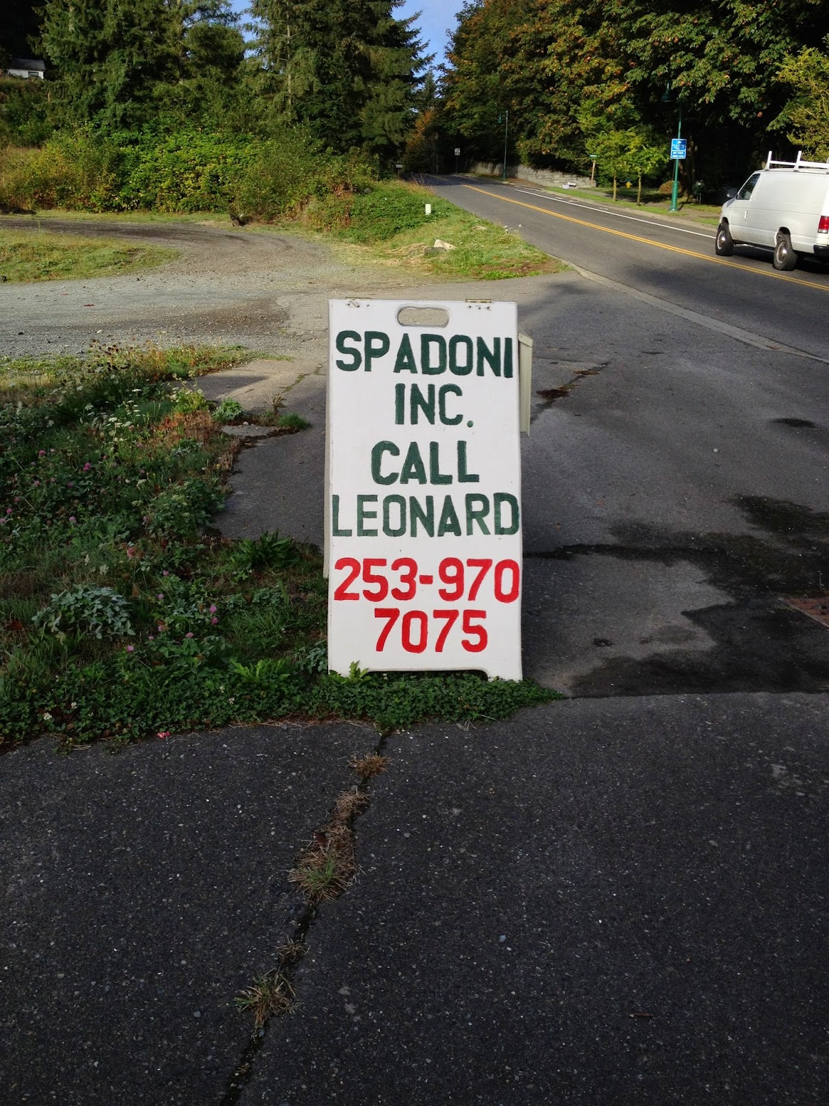 Harbor History Museum Blog: Spadoni Bros  Inc  Since 1946