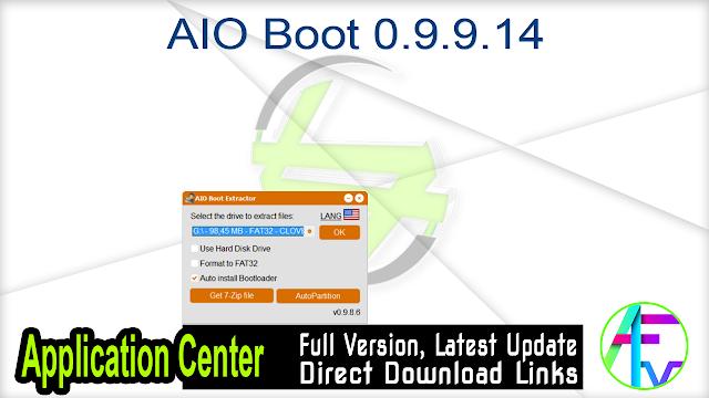 AIO Boot 0.9.9.14