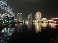 Minato Mirai night view
