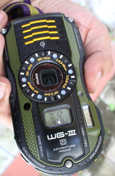 harga Jual Kamera Petualangan  Pentax WG3 GPS 2nd