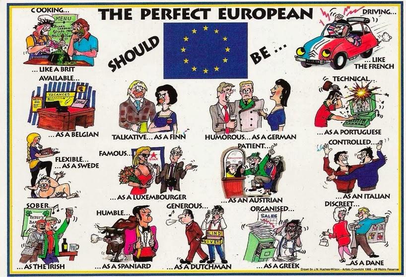 Risultati immagini per stereotipi inglesi