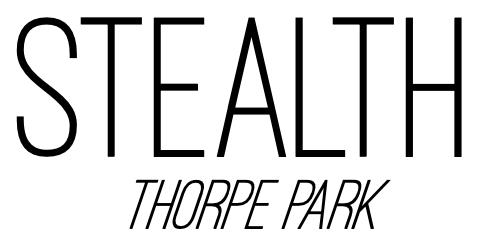 3. Stealth, Thorpe Park