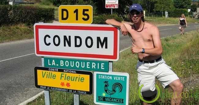 Condom, France