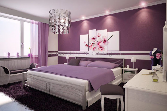 Female Bedroom Decor