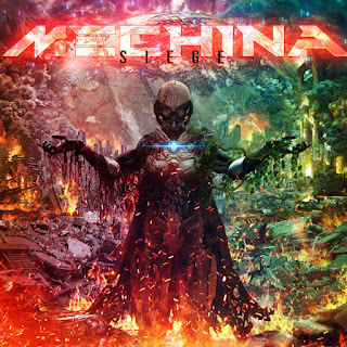 "Mechina - ""Siege"""