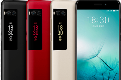 Cara update Meizu Pro 7 Via OTA dengan mudah Tested 100% work