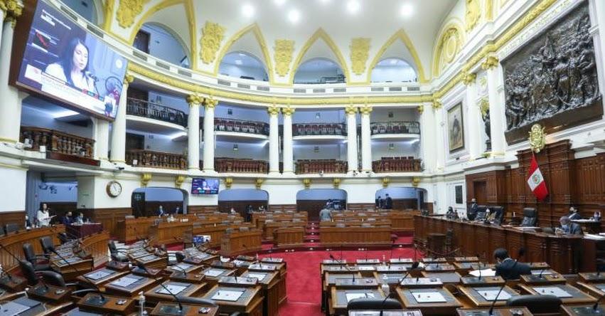 EMPEZÓ LA ARREMETIDA: Congreso sesionará con urgencia este miércoles, jueves y viernes para reformas constitucionales