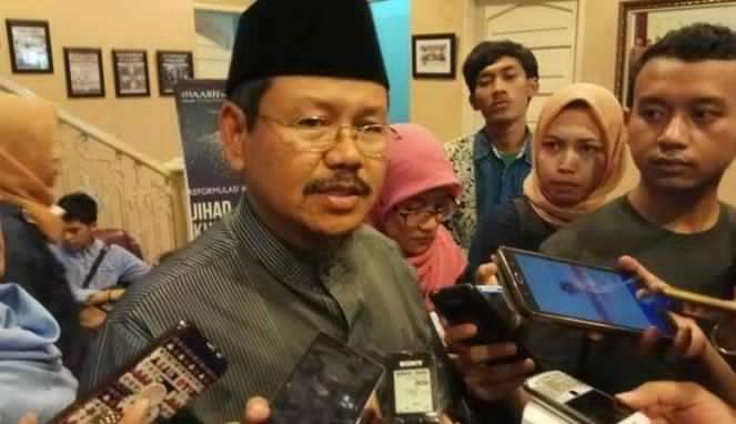 Sindir Dana Haji, Jubir HTI: Uangnya Diambil, Orangnya Diinjak-injak