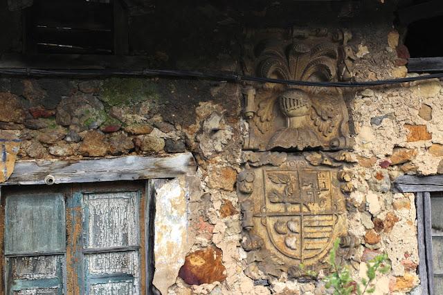 El caserío del almirante Castaños, en Gorostiza