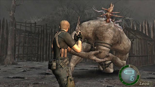 Jogos Revolucionarios: Resident Evil 4