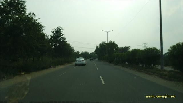 Faridabad Bypass Road
