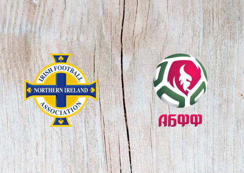 Northern Ireland vs Belarus - Highlights 24 March 2019