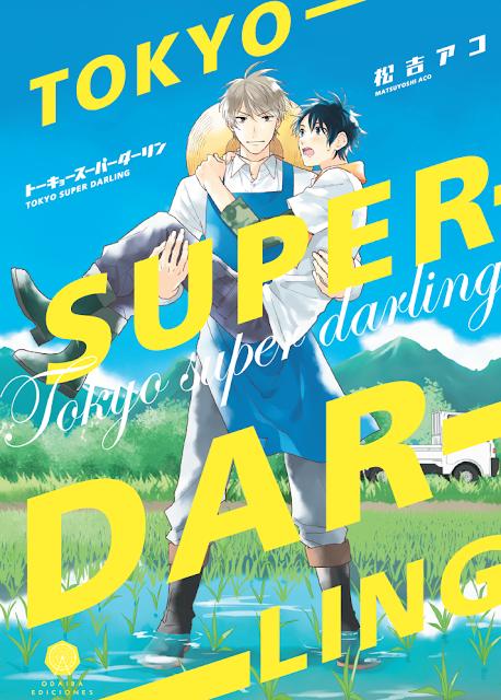 Review del manga Tokyo Super Darling de Matsuyoshi Aco - Odaiba Ediciones