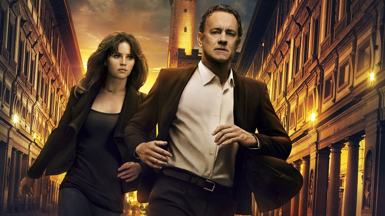 filme inferno cinema dan brown adaptação robert langdon sienna wallpaper banner movie