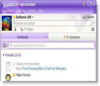 Yahoo! Messenger 11.5.0.228 Screenshot 3