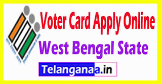 How to Apply in Voter Id Card Online in West Bengal