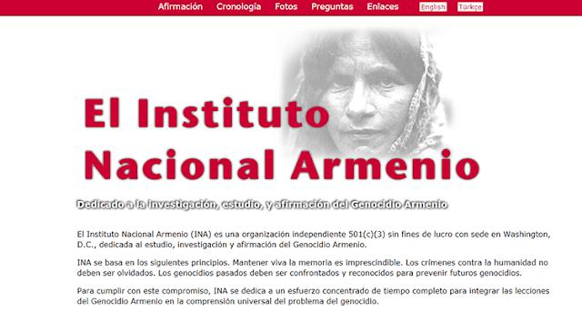 Instituto Nacional de Armenia espanol