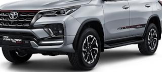 Fitur-Fitur Baru Pada Toyota New Fortuner