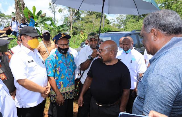 Lukas Enembe Pastikan Pusat Pemerintahan Provinsi Papua Pindah Ke Koya Timur.lelemuku.com.jpg