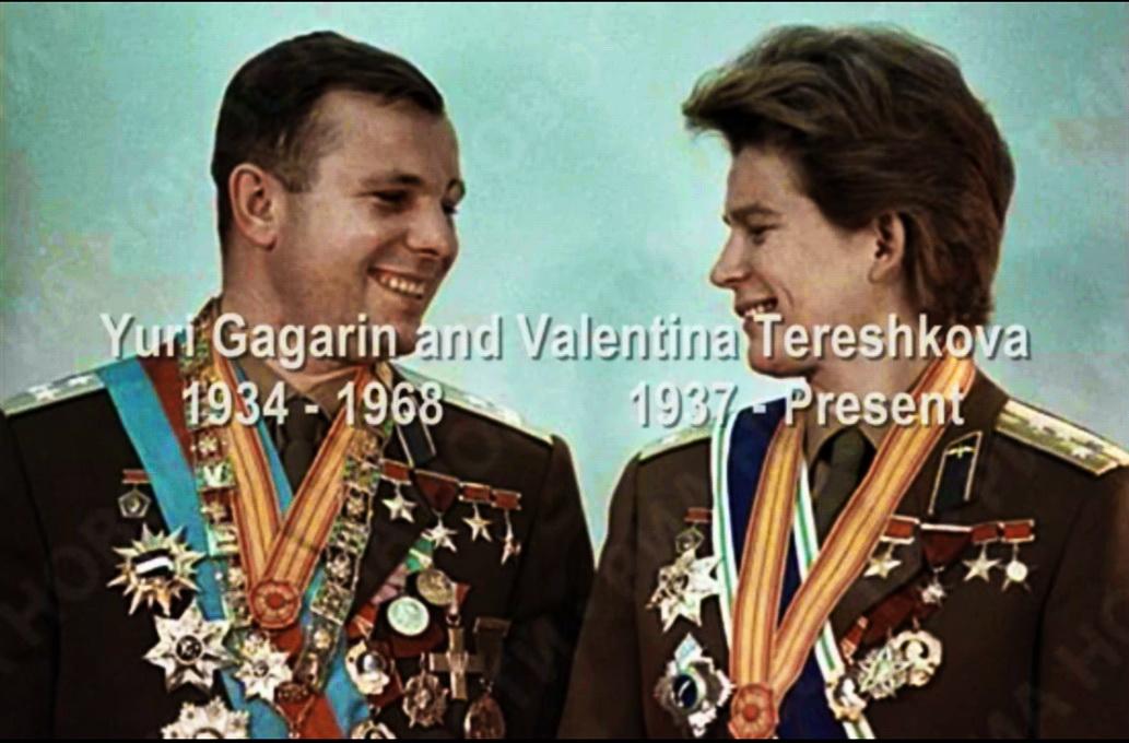 2012 Hronicul semnelor ...: 12 aprilie 1961. Yuri Gagarin ...