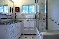 Vintage Universal Design Bathroom Ideas by One Week Bath