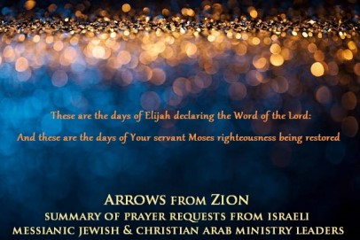 ARROWS from ZION