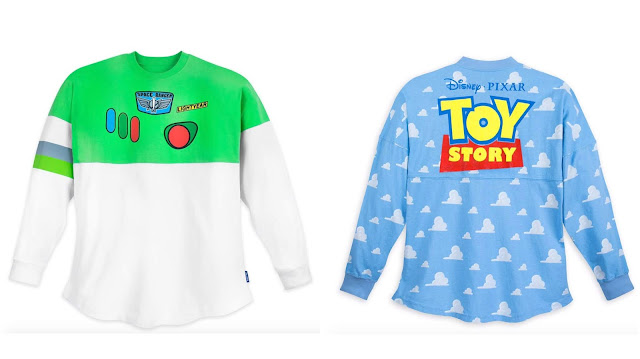 Toy Story 4 Spirit Jersey from ShopDisney