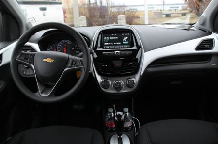 2017 Chevrolet Spark 2lt Cvt Review