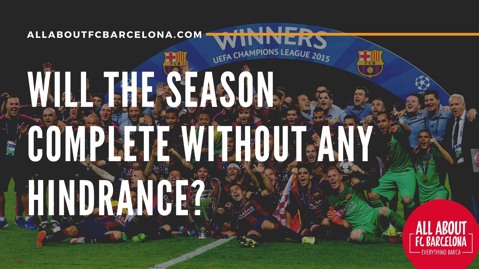 Will the Season complete without any hindrance?