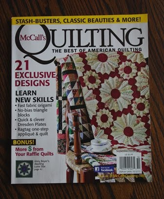 Fredericton Quilters' Guild: For Your Viewing and Reading