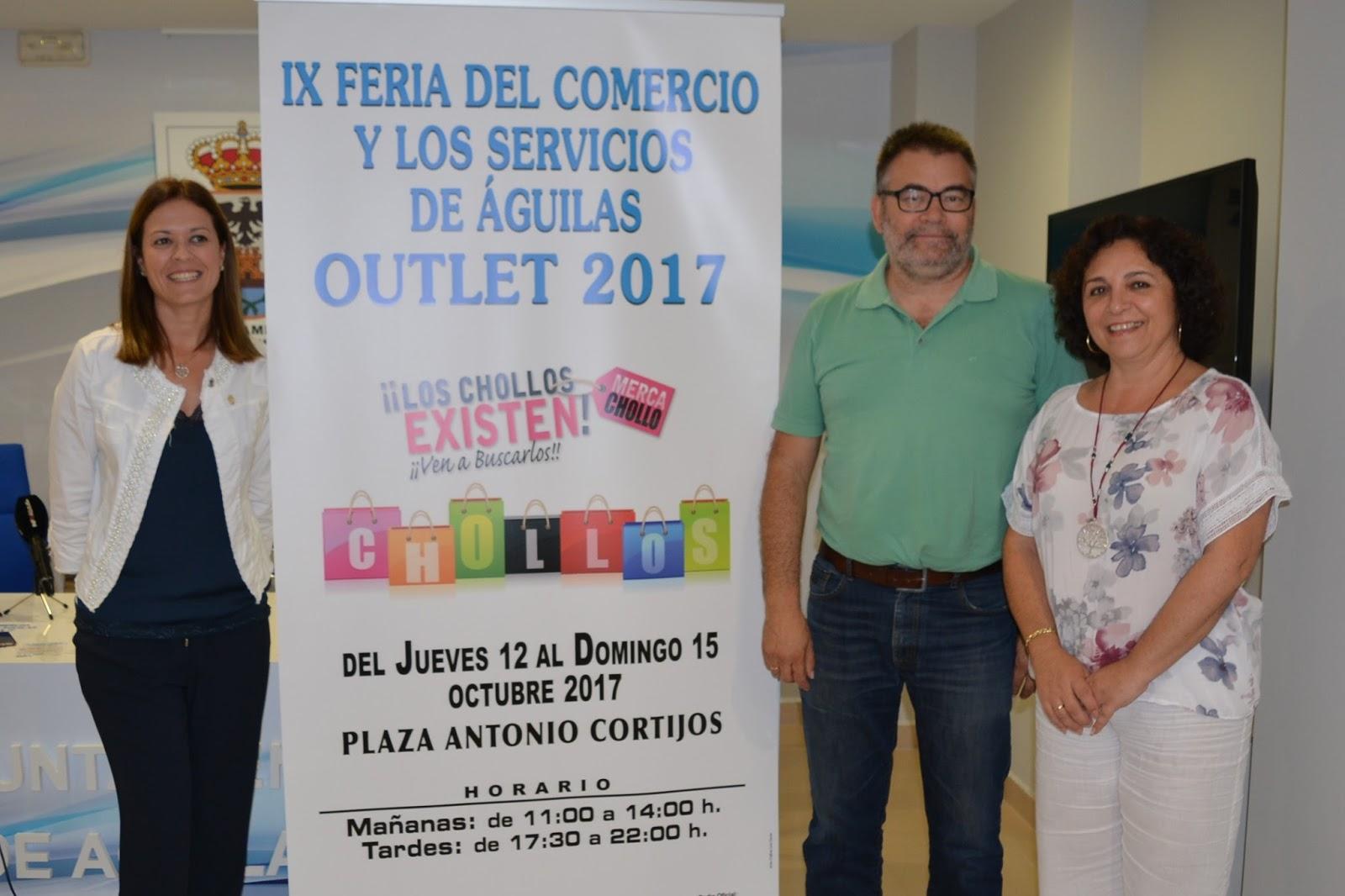 Guilas radio 91 4 fm ix edici n de la feria outlet del for Feria outlet zaragoza