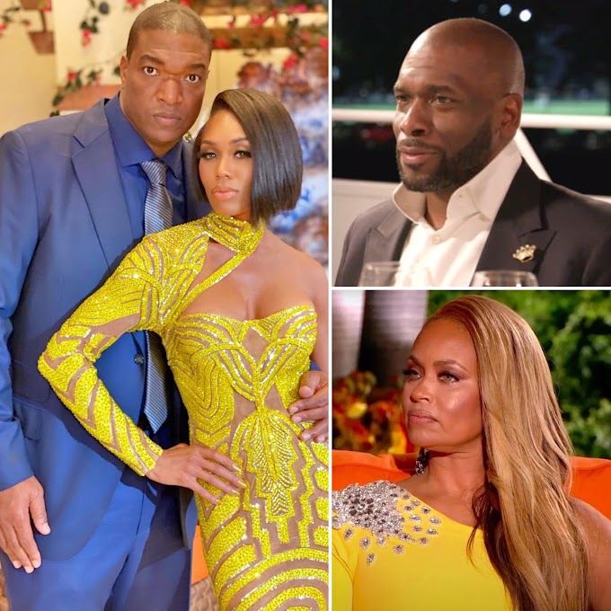 Monique Samuels And Jamal Bryant's 'RHOP' Season 5 Reunion Drama Turns Legal!