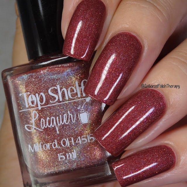 Top Shelf Lacquer Rubbing Elbooze