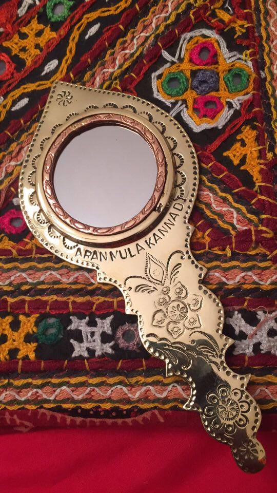 The Design Enthusiast: Friday Finds: Aranmula Kannadi ...