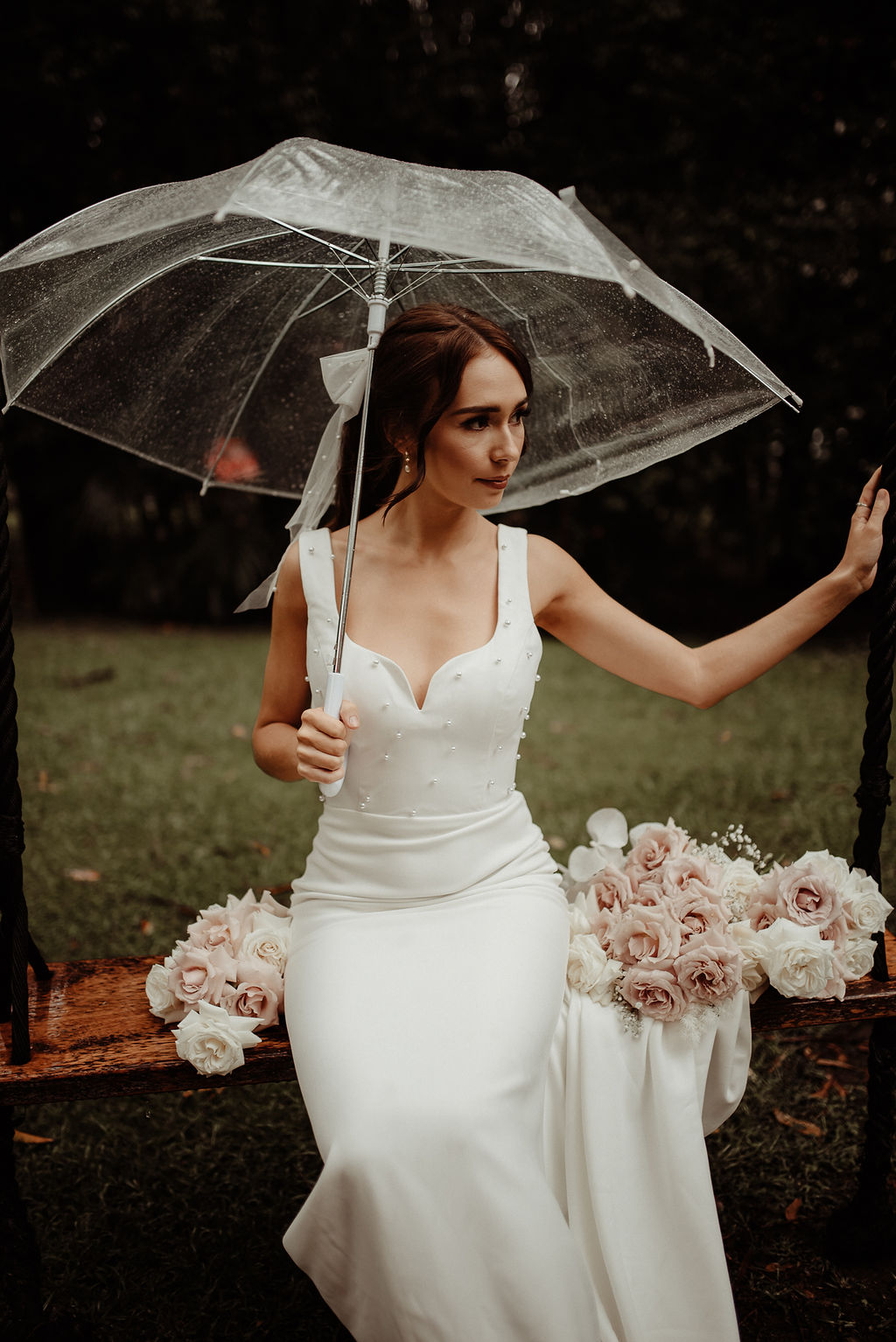 by laura jane bridal wedding photography the entrance florals bridal gowns