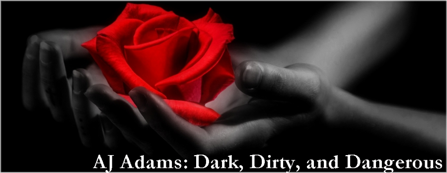 AJ Adams<br> Dirty & Dangerous Romance