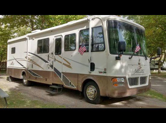 FOR SALE 2003 Tiffin Allegro 35 Foot Motorhome