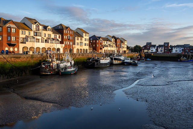 Photo of another view of Maryport Harbour