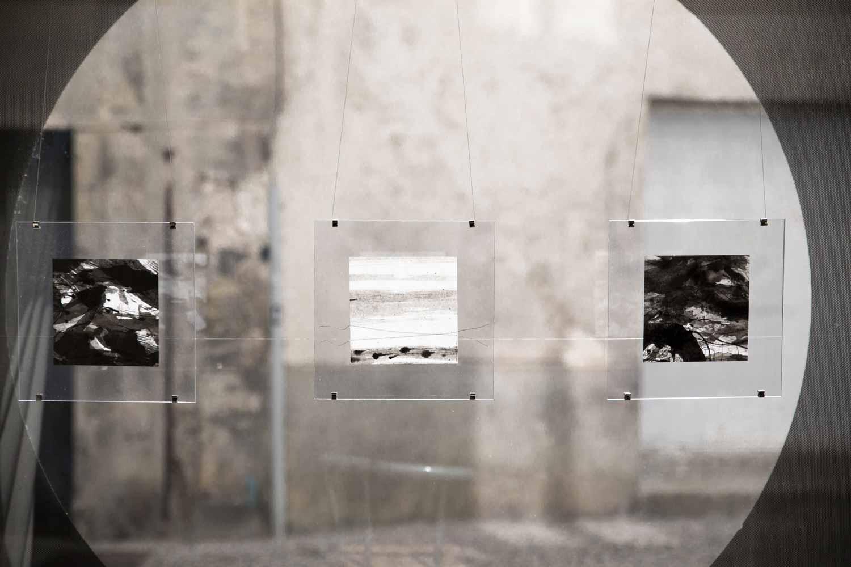 Exposition Espace Liberté Crest - de l'intérieur © Annik Reymond