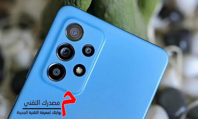 سامسونج جالكسي اى 52 – Galaxy A52 قادم بتحديث  يجلب ميزات كاميرا سلسلة Galaxy S21