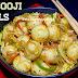 Sooji Balls Recipe | Suji Balls Recipe | Rava Balls Recipe | Veg Sooji Balls Recipe - Chinese style