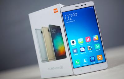 Harga dan Spesifikasi Xiaomi Redmi 3 Terbaru