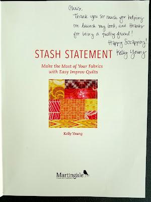 Stash Statement Book Blog Hop @madebyChrissieD.com