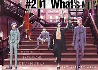 Read Tokyo Revengers Manga Chapter 201 English