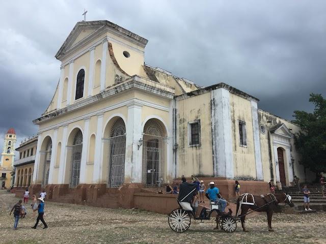 Trinidad - Thành phố cổ 500 tuổi của Cuba