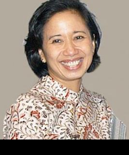 Gambar Menteri BUMN Rini M Soemarno